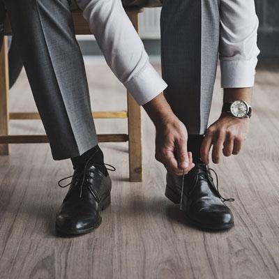 Chaussures confortables et de marque