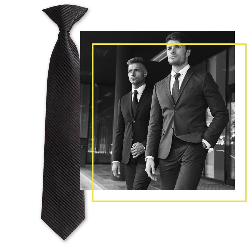 Des astuces pour mieux assortir chemise et cravate