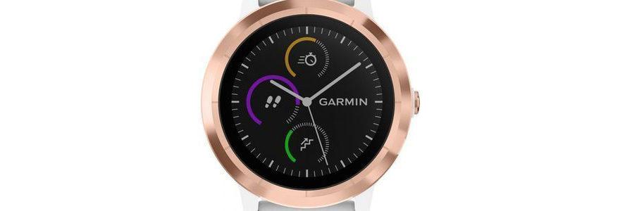 montre Garmin