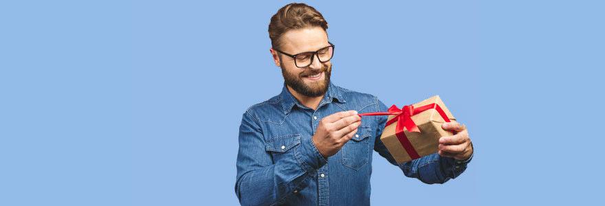 cadeau homme